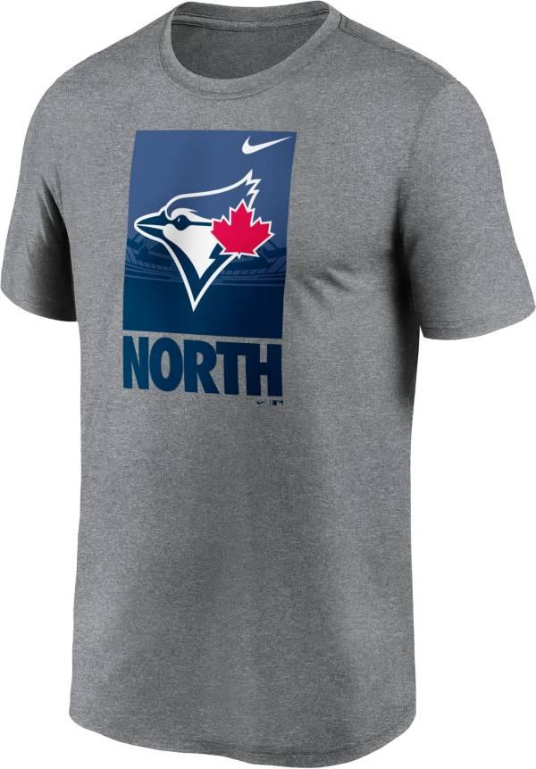 Nike Men's Toronto Blue Jays Gray Local Legend T-Shirt product image