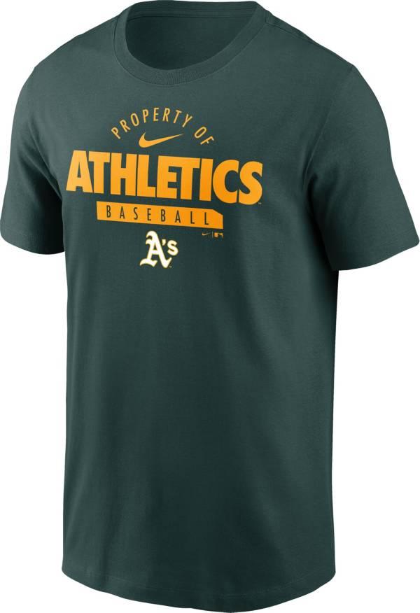 Nike Men's Oakland Athletics Property Logo T-Shirt product image