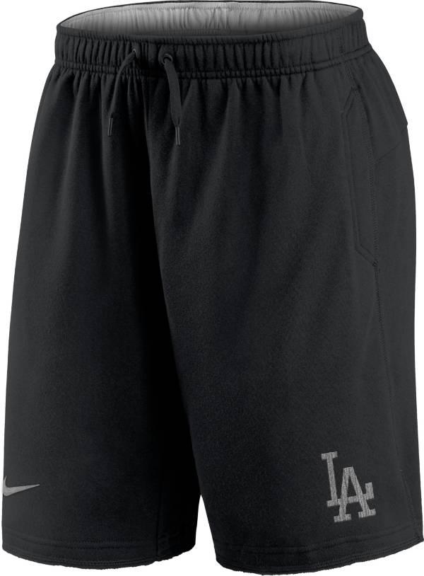 Nike Men's Los Angeles Dodgers Black Authentic Collection Flux Short product image