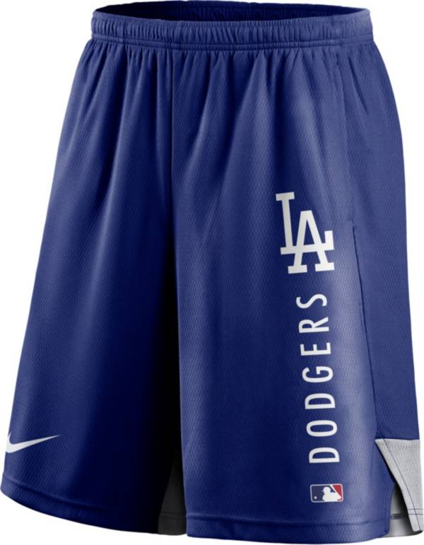 Nike Men's Los Angeles Dodgers Royal Authentic Collection Training Short product image