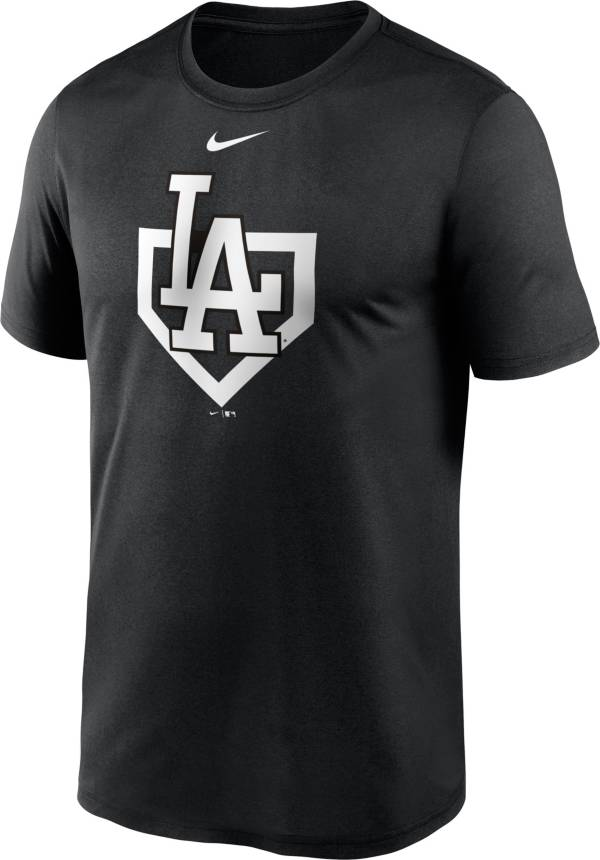 Nike Men's Los Angeles Dodgers Black Icon T-Shirt product image