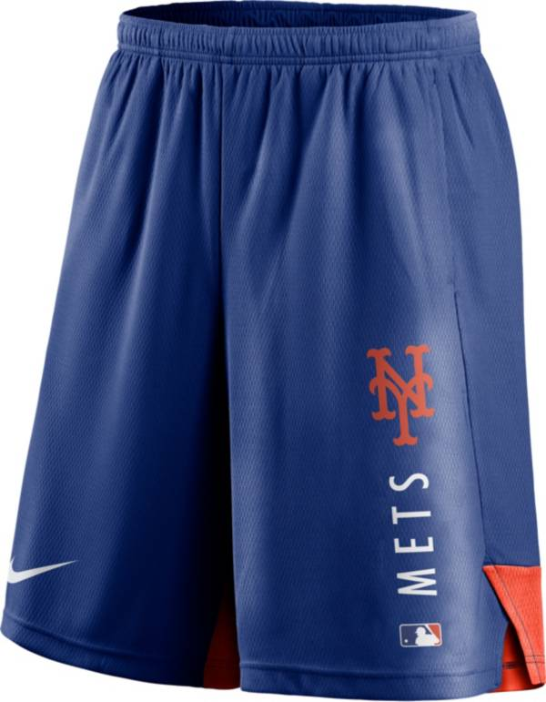 Nike Men's New York Mets Blue Authentic Collection Training Short product image