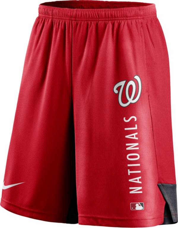 Nike Men's Washington Nationals Red Authentic Collection Training Short product image