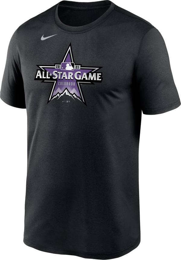 Nike Men's Colorado Rockies 2021 All-Star Game Legend Performance T-Shirt product image