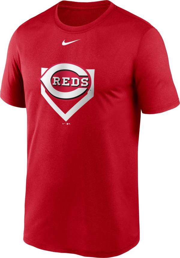 Nike Men's Cincinnati Reds Red Icon T-Shirt product image