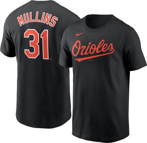 Nike Men's Baltimore Orioles Cedric Mullins #31 Black T-Shirt product image