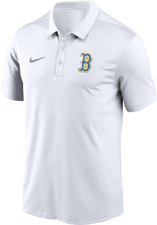Nike Men's Boston Red Sox White 2021 City Connect Franchise Polo product image
