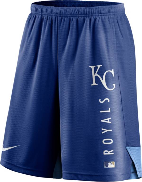 Nike Men's Kansas City Royals Blue Authentic Collection Training Short product image