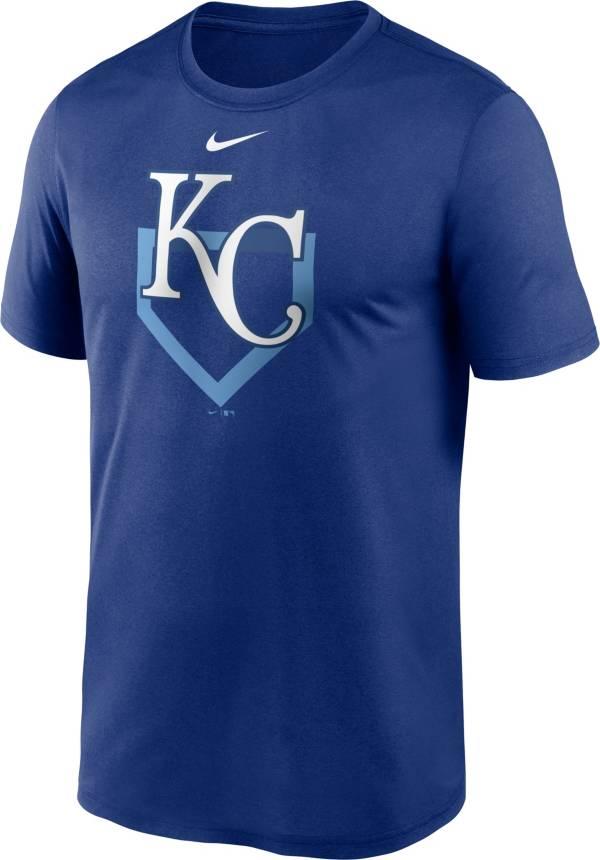 Nike Men's Kansas City Royals Royal Blue Icon T-Shirt product image