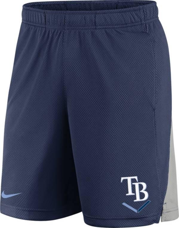 Nike Men's Tampa Bay Rays Franchise Navy Shorts product image