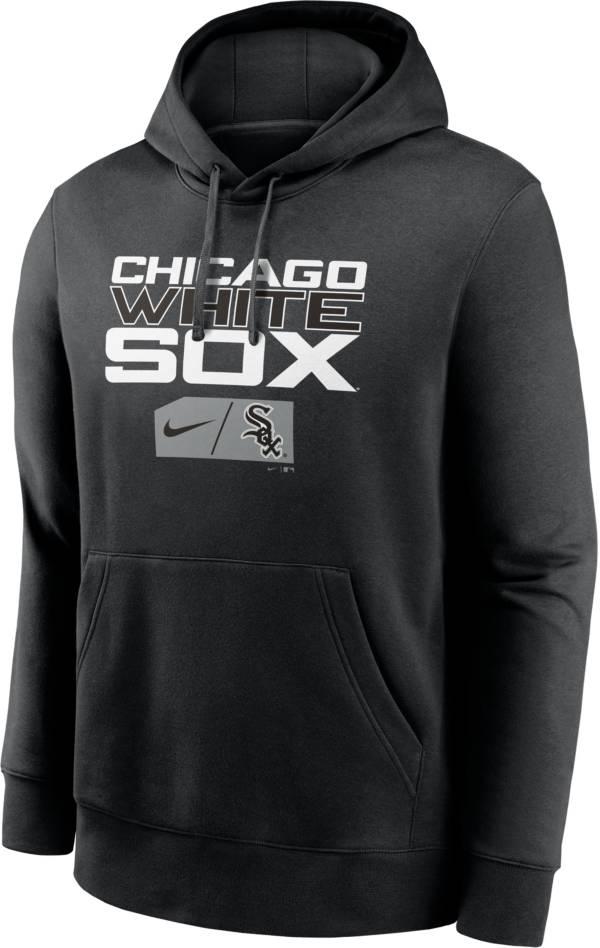 Nike Men's Chicago White Sox Black Club Hoodie product image