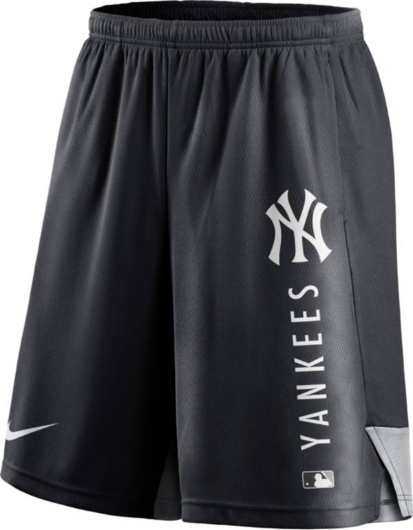 Nike Men's New York Yankees Blue Authentic Collection Training Short product image