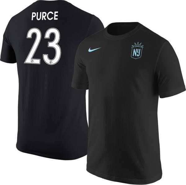 Nike Gotham FC Margaret Purce #23 Black T-Shirt product image