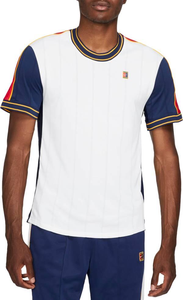 NikeCourt Men's Dri-FIT Slam Short-Sleeve Tennis Top product image
