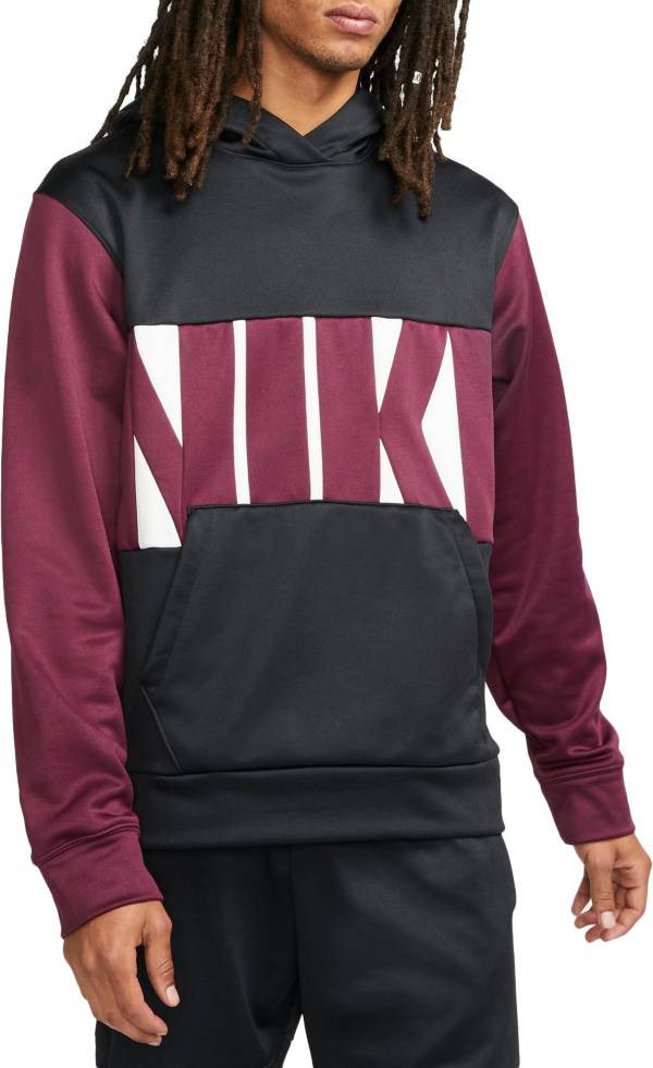 Nike Men's Therma-FIT Basketball Pullover Hoodie product image