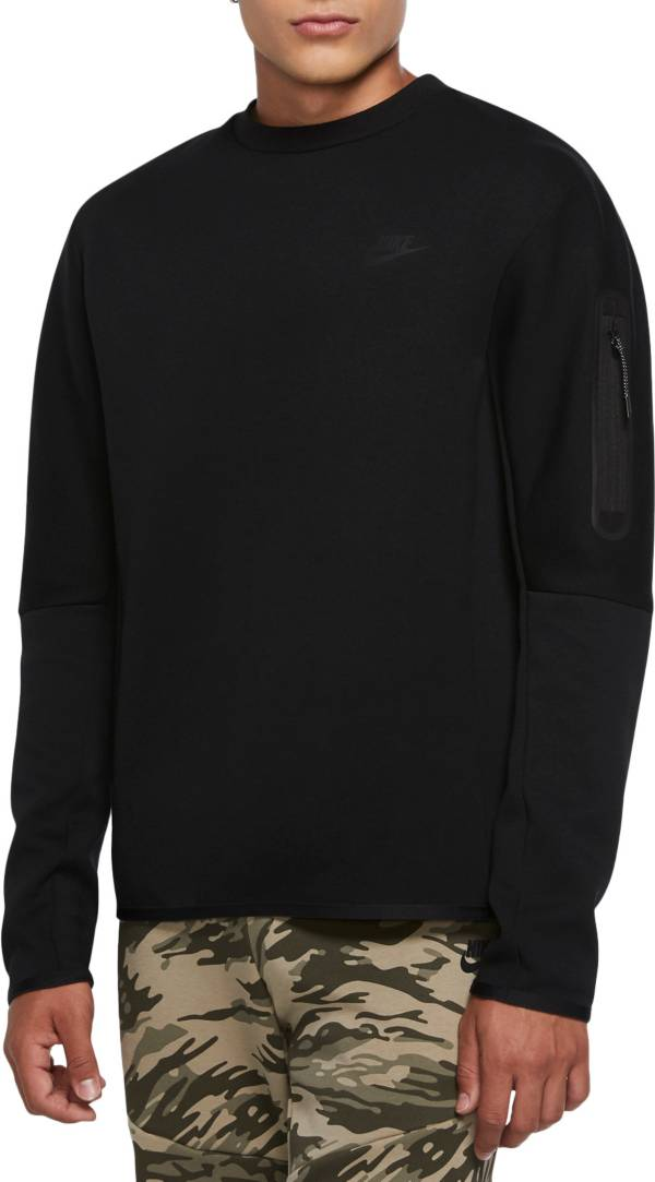 Nike Men's Sportswear Tech Crewneck Fleece product image