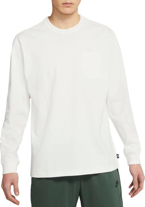 Nike Men's Sportswear Premium Essentials Long-Sleeve Pocket T-Shirt product image