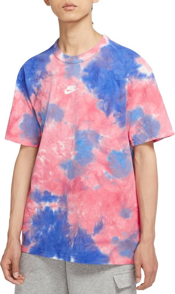 Nike Men's Sportswear Premium Essentials Tie-Dye Graphic T-Shirt product image