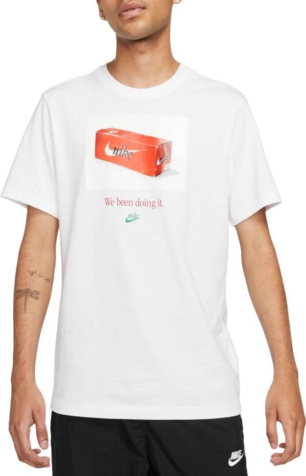 Nike Men's Sportswear Swoosh 50 Photo Graphic T-Shirt product image