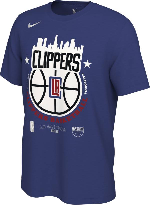Nike Men's Los Angeles Clippers 2021 Playoffs City T-Shirt product image