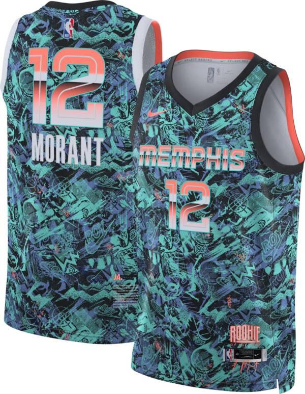 Nike Men's Memphis Grizzlies Ja Morant  Roy Jersey product image