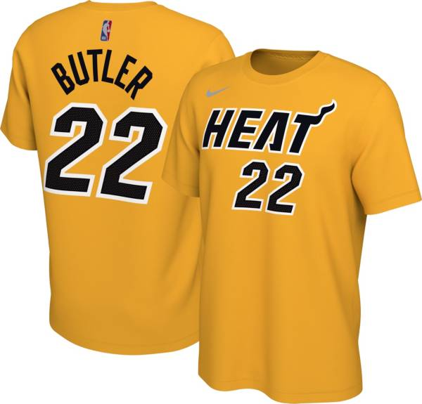 Nike Men's 2021 Earned Edition Miami Heat Jimmy Butler T-Shirt product image