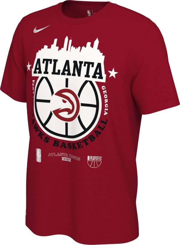 Nike Men's Atlanta Hawks 2021 Playoffs City T-Shirt product image
