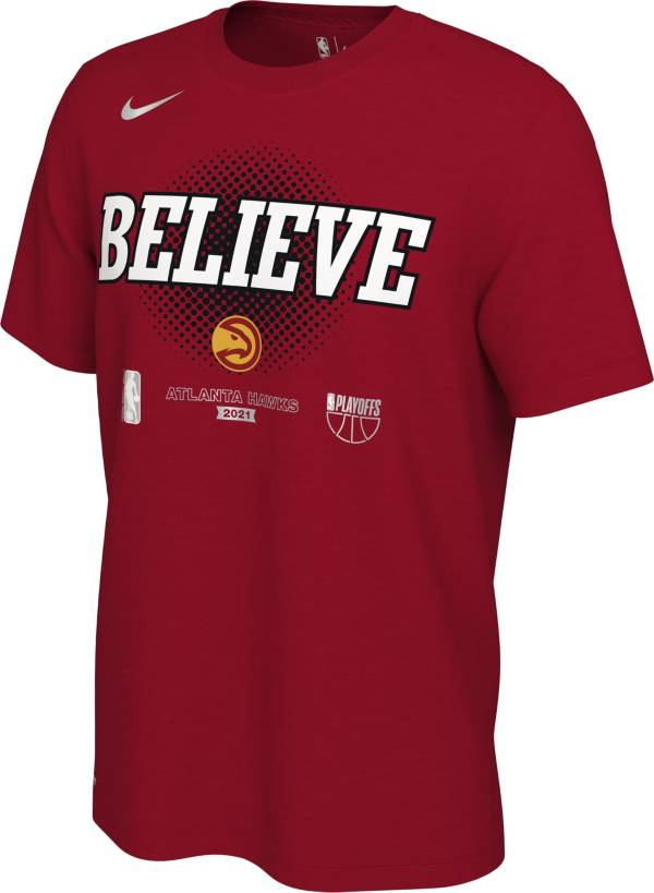 Nike Men's Atlanta Hawks 2021 Playoffs Mantra T-Shirt product image