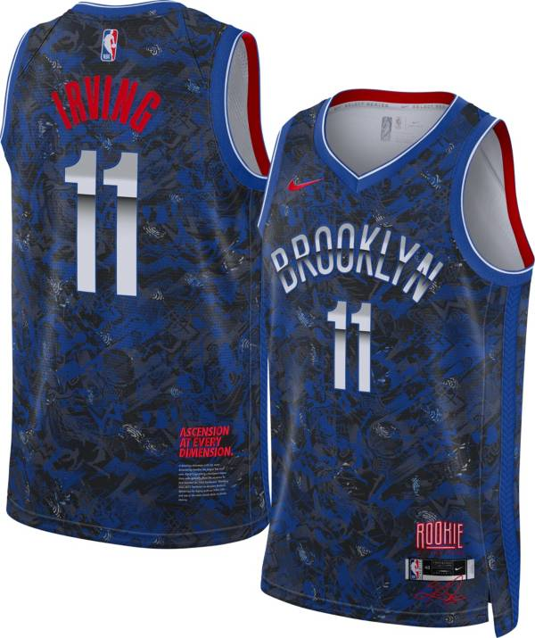 Nike Men's Brooklyn Nets Kyrie Irving MVP Select Series Jersey product image