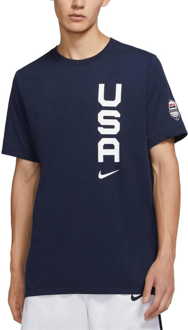 Nike USA Navy Dri-FIT T-Shirt product image