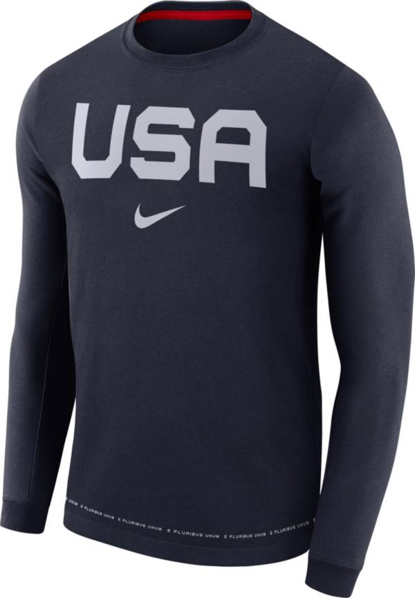 Nike USA Navy Shooter T-Shirt product image