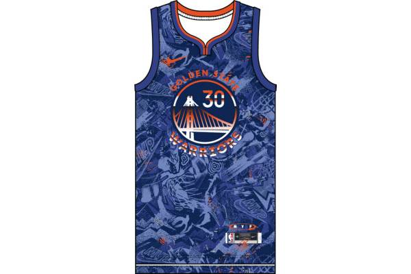Nike Men's Golden State Warriors Stephen Curry MVP Select Series Jersey product image