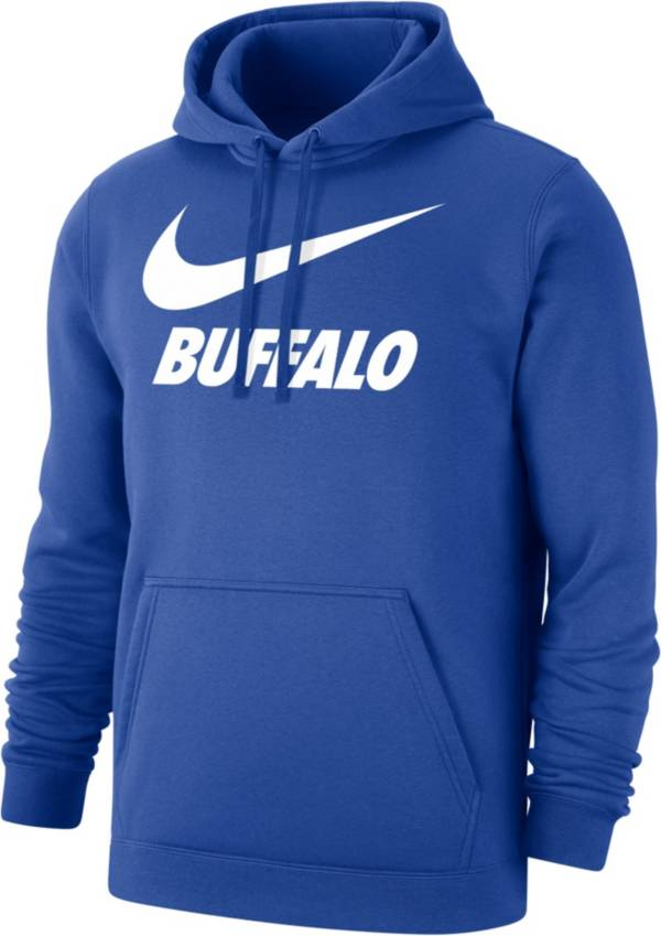 Nike Men's Buffalo Blue City Pullover Hoodie product image