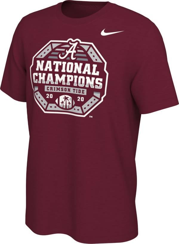 Nike Men's 2020 National Champions Alabama Crimson Tide Local T-Shirt product image
