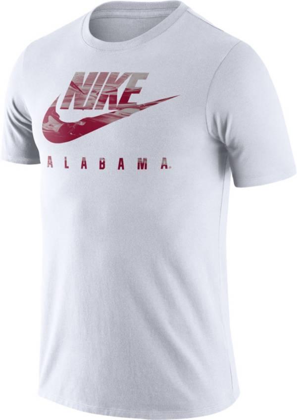 Nike Men's Alabama Crimson Tide White Spring Break T-Shirt product image