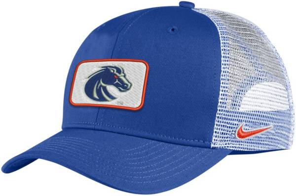 Nike Men's Boise State Broncos Blue Classic99 Trucker Hat product image