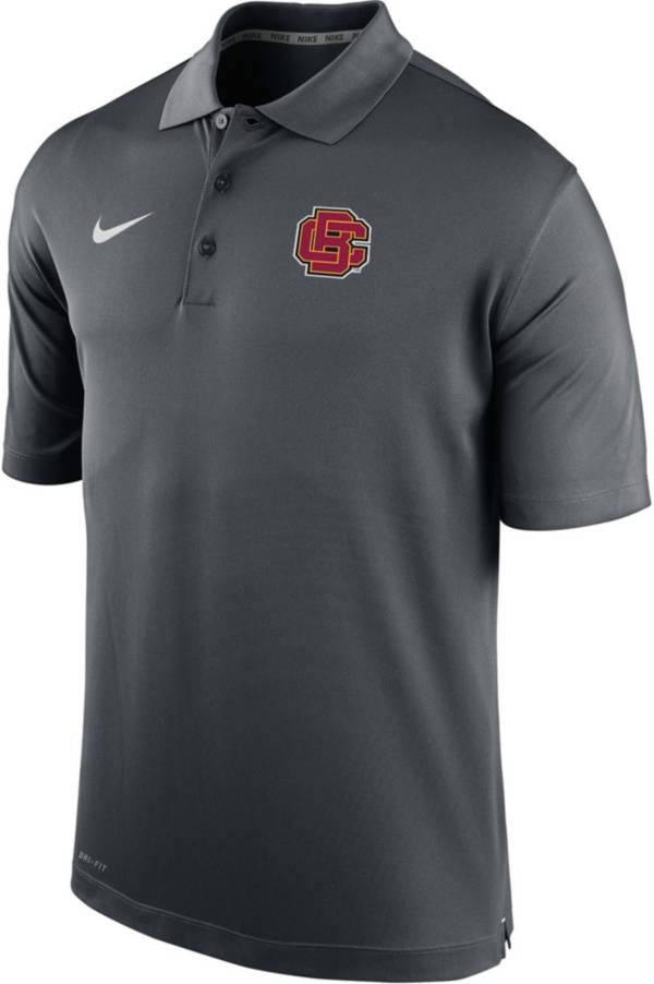 Nike Men's Bethune-Cookman Wildcats Grey Varsity Polo product image