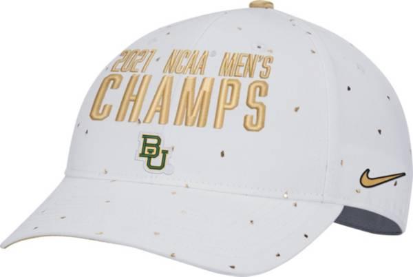 Nike Men's Baylor Bears 2021 Men's Basketball National Champions Locker Room Hat product image
