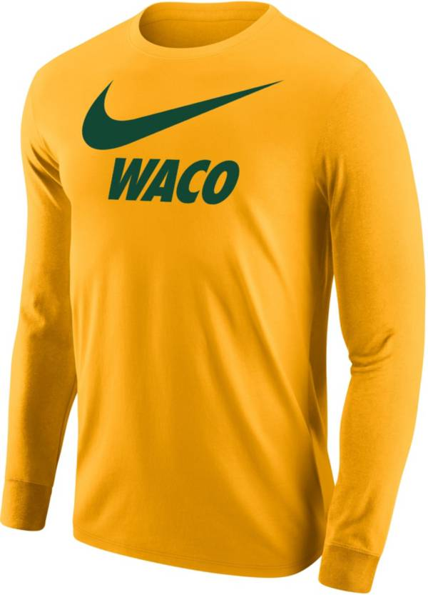 Nike Men's Waco Gold City Long Sleeve T-Shirt product image