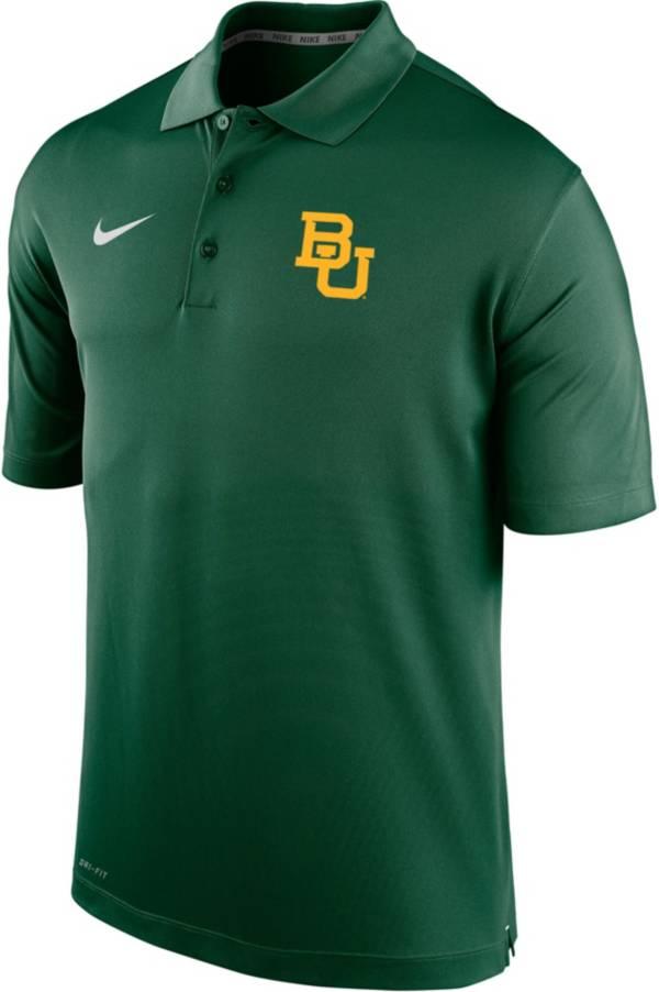 Nike Men's Baylor Bears Green Varsity Polo product image