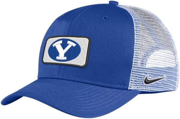 Nike Men's BYU Cougars Blue Classic99 Trucker Hat product image
