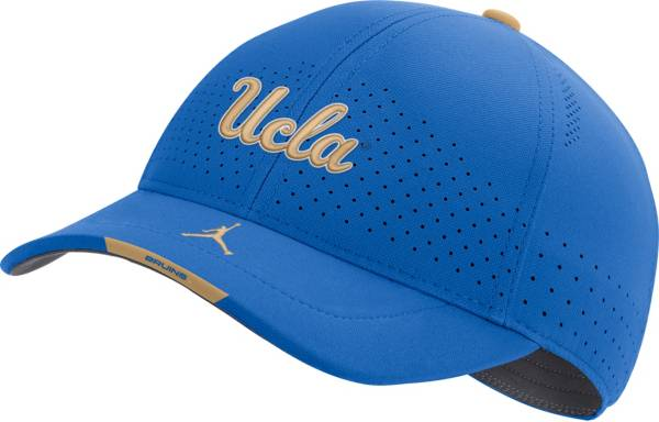 Jordan Men's UCLA Bruins True Blue AeroBill Legacy91 Football Sideline Hat product image