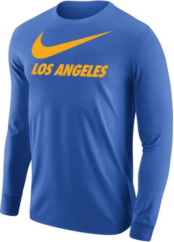 Nike Men's Los Angeles True Blue City Long Sleeve T-Shirt product image