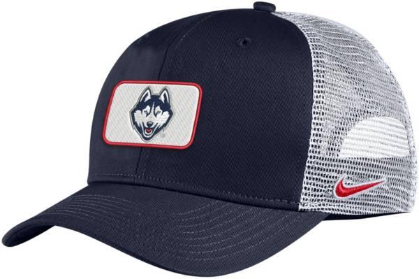 Nike Men's UConn Huskies Blue Classic99 Trucker Hat product image