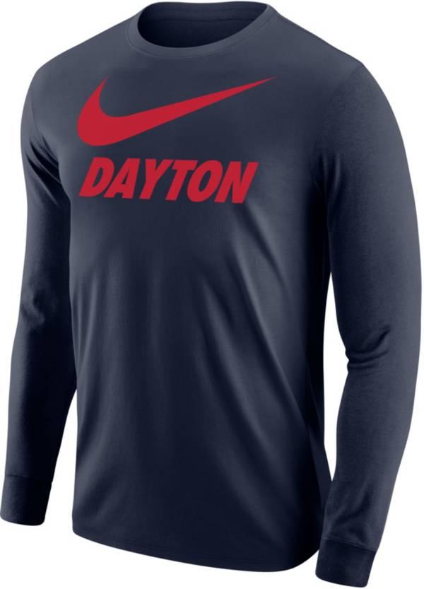 Nike Men's Dayton Blue City Long Sleeve T-Shirt product image