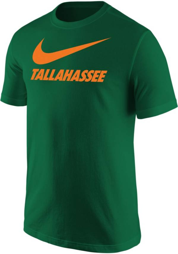Nike Men's Tallahassee Green City T-Shirt product image