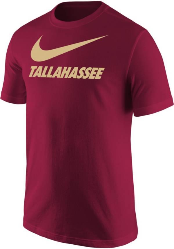 Nike Men's Tallahassee Garnet City T-Shirt product image