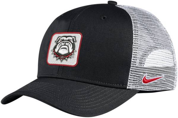 Nike Men's Georgia Bulldogs Classic99 Trucker Black Hat product image