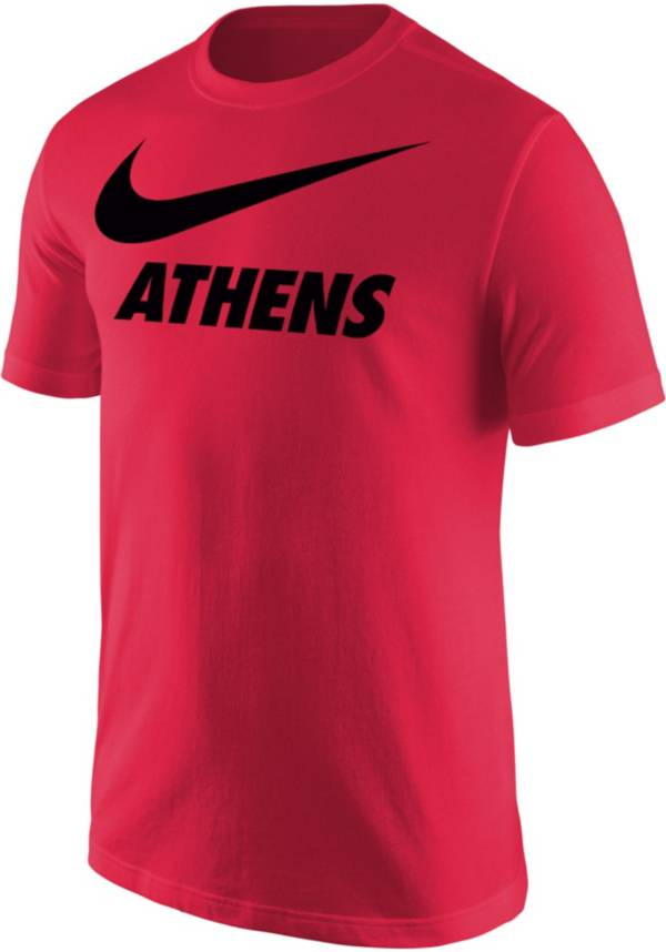 Nike Men's Athens Red City T-Shirt product image
