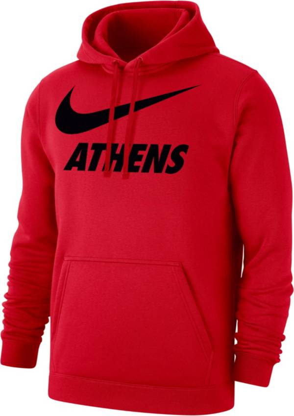 Nike Men's Athens Red City Pullover Hoodie product image